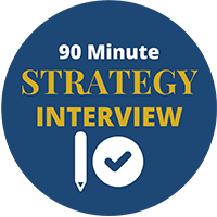 Ninety Minute Strategy Interview